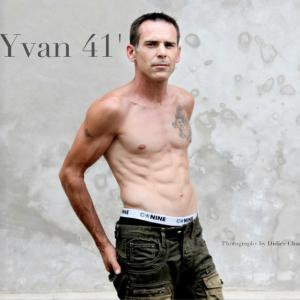 """Yvan 41' "" 										Press Book 										Livre, 25 x 20 cm, 40 pages"