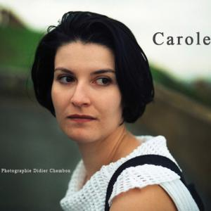 """ Carole "" 										Press Book 										Livre, 33 x 28 cm, 88 pages"