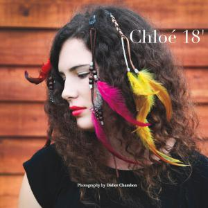 """ Chloé 18' '"" 										Press Book 										Livre, 25 x 20 cm, 40 pages"